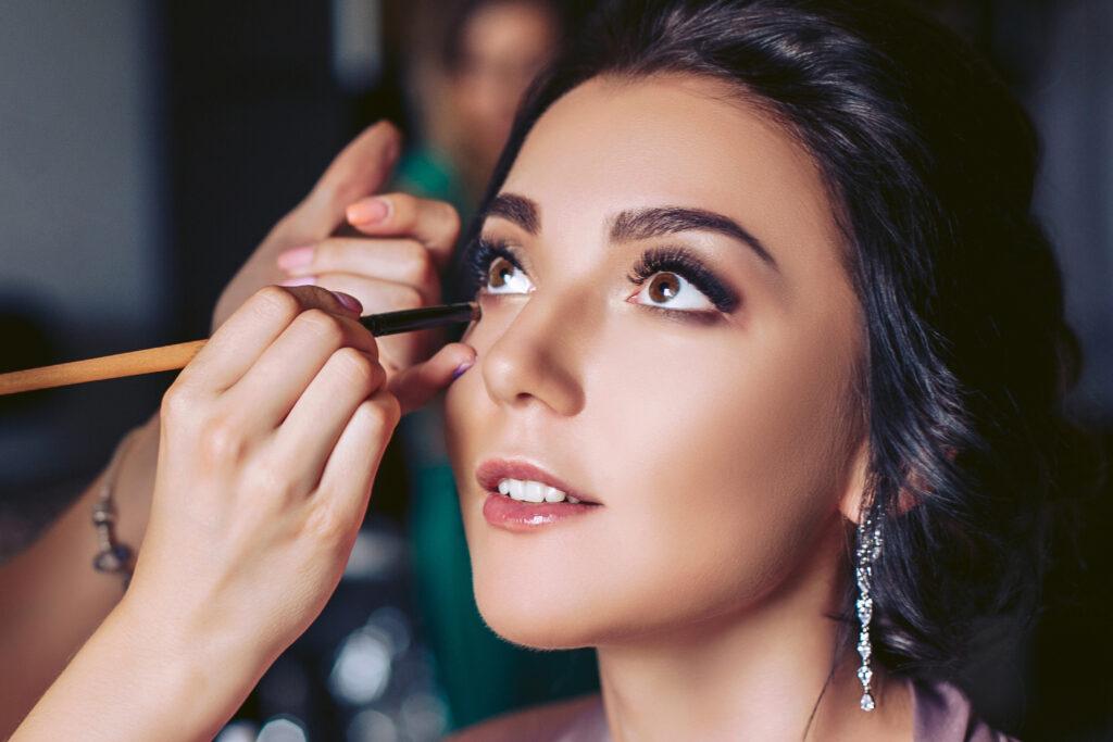 Hochzeit & Make-Up - Friseursalon Pervin